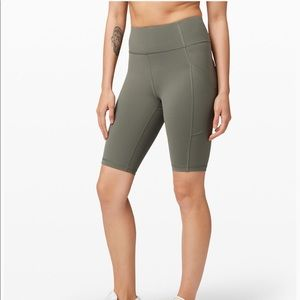 Lululemon Invigorate High-Rise Shorts 10""